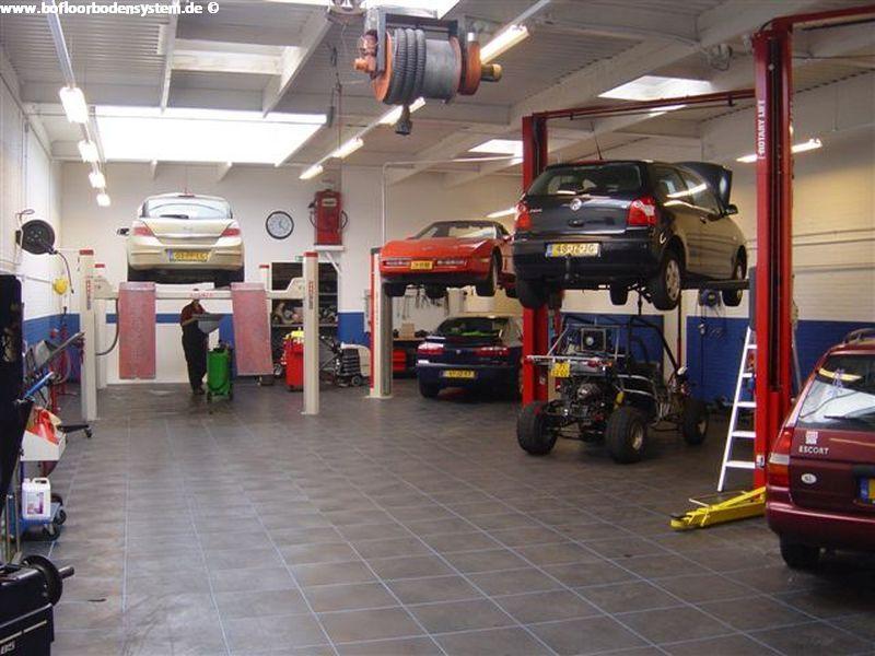 Fußboden Werkstatt ~ Werkstattboden bofloor